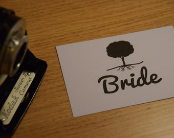 Tree Placecard A7