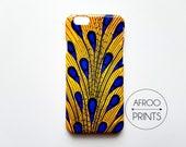AFROOPRINTS. Phone case Wax African Prints XXXIX