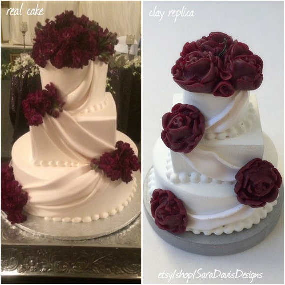 wedding cake first year anniversary wedding cake replica 1st anniversary gift wedding cake 22622