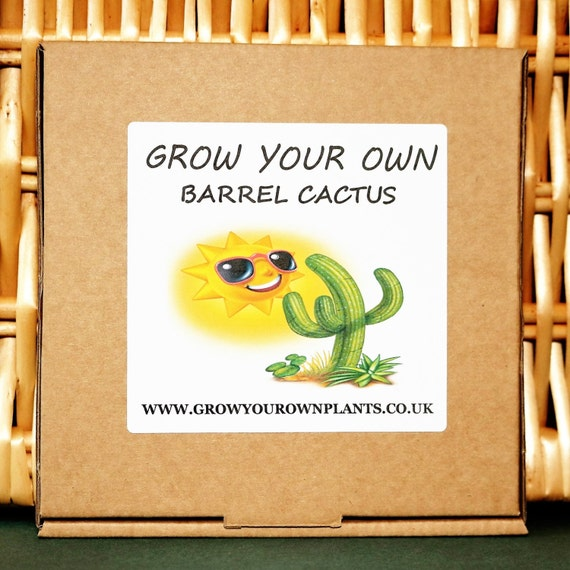 Plant From Seeds Grow Your Own Barrel By Growyourownplants