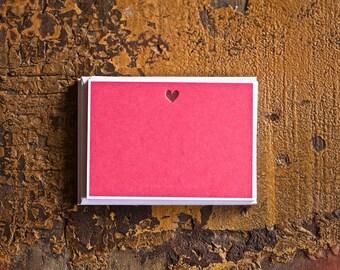 Heart Gift Enclosure