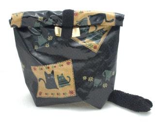 "Bag ""patch cats"""