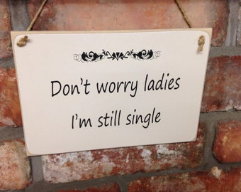 WEDDING - Ref:0008 Don't worry ladies I'm still single