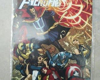 The New Avengers Comic #53