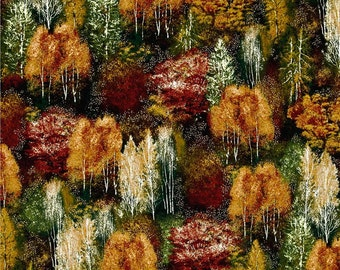 Shades of the Season Autumn   Cotton Fabric Robert Kaufman  By the  Yard