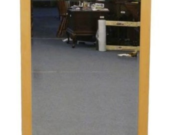 ETHAN ALLEN American Dimensions 47×30 Mirror 255 Natural Finish 15-5300
