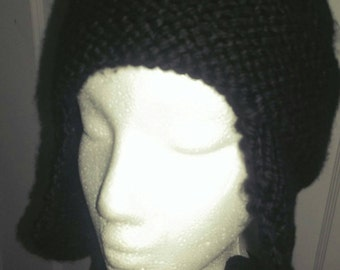 Heavy Ear Flap Hat - Adult