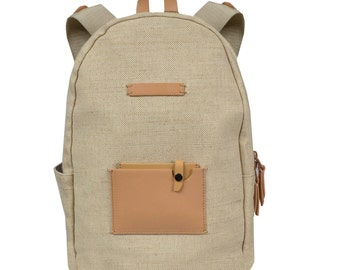 Indie Vachetta Backpack