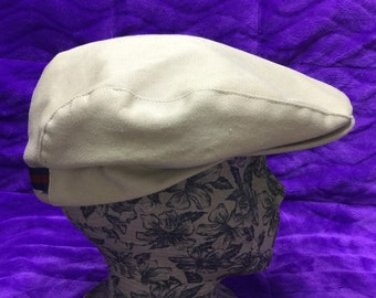 "COUNTRY GENTLEMAN newsboy/cabbie hat/cap • size 7 (22"")"