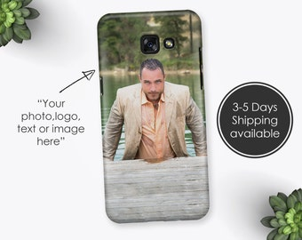 Custom Samsung Galaxy A3 2017case | Samsung A3 2017case | custom photo case | personalized Galaxy A3 2017  | A3 2017  | A3 2017 back cover