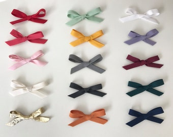 Cotton Hand-tied Bow