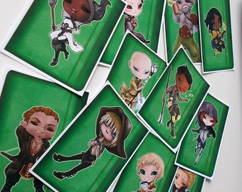 Dragon Age: Inquisition mini print set