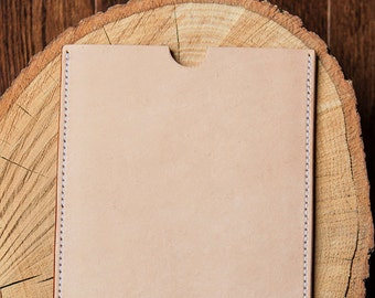 Full Grain Leather iPad Air Sleeve