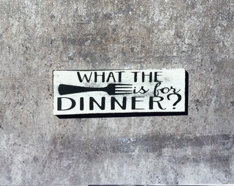 What the Fork is for Dinner-MAGNET