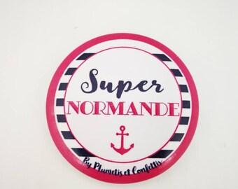 Norman Super badge
