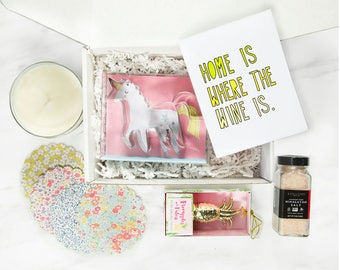 Happy Housewarming Gift Box