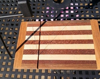 4 Wood Cheese Slicer Board