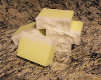 Banana Cream Pie Soap