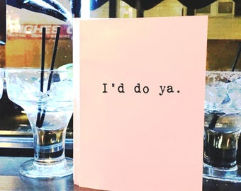 Funny Valentines Card, Love Card, Blank Inside, Wholesale, Card for Her, Card for Him, Relationship Card, Funny Love Card