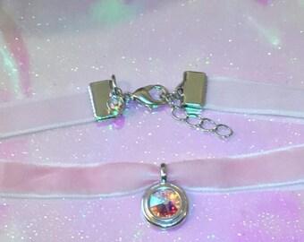 NEW Swarovski Crystal Choker