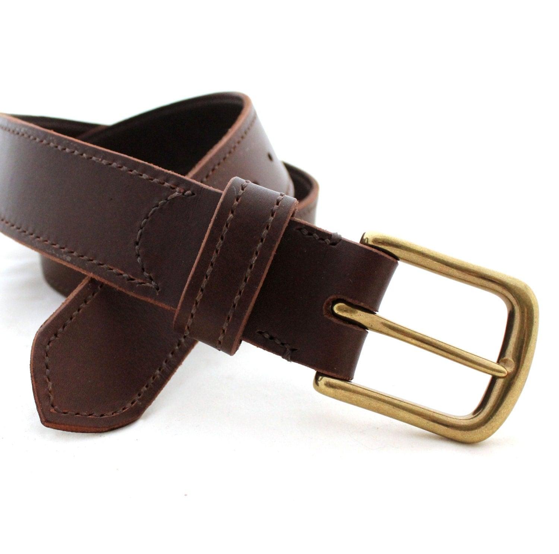 belt leather brown belt mens belt mens leather belt