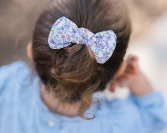 Floral Double Layer Knot Bows- 2 options