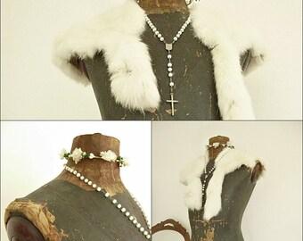 Simply divine, original antique child dress form, mannequin...CHARMANT!