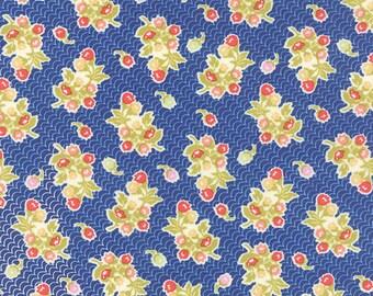 Moda Aloha Girl Quilt Fabric 1/2 Yard By Fig Tree & Co Night Sea 20248 11