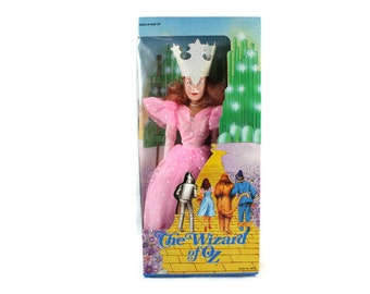 1988 Wizard Of Oz Glinda the Good Witch Doll 50th Anniversary Vintage