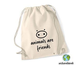 animals are friends < 3