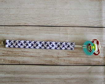 Pacifier Clip Teether Clip, Toy Clip