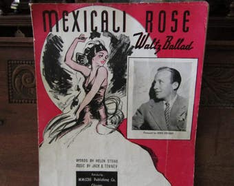Mexicali Rose Music