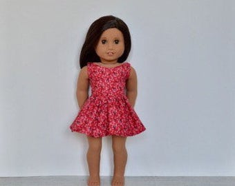 "The Lux Doll Dress for 18"" dolls"