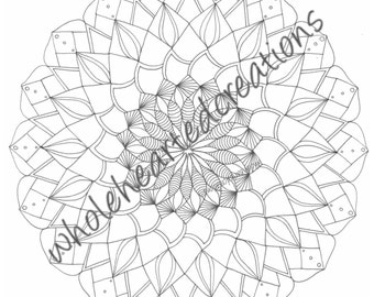 entrevista roseanne coloring pages | Drawing gemstones colouring pages and by WholeheartedCreation