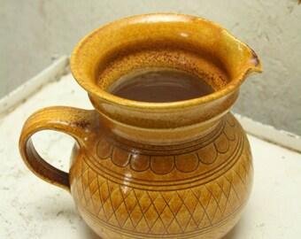 west german pottery by Wilhelm Kagel