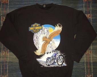 Sweat-shirt Harley Davidson
