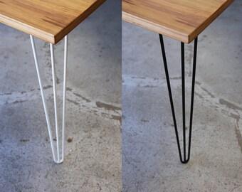 3 Rod Hairpin legs
