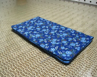 Floral Checkbook Cover