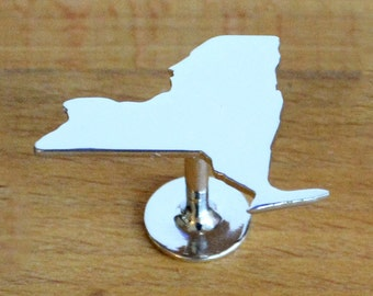 New York cufflinks - choose your material - groomsman gift!
