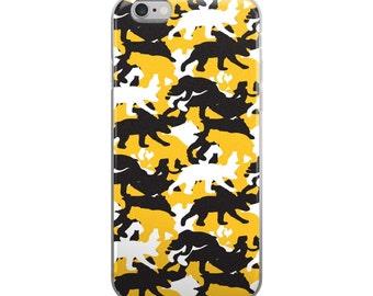Boston Running Bruins Hockey  Camo/ Camouflage Phone Case for iPhone 5/5s/5SE, 6/6s, 6Plus/ 6s Plus, 7/7Plus
