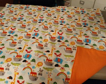 Noahs ark Blanket