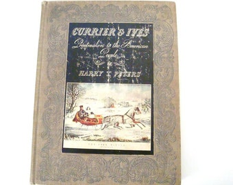 Currier & Ives Printmakers to the American People, 1942. Complete with 192 plates in good used condition.