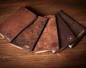 Groomsmen gift, Passport cover, passport holder, travel wallet, mens gift, gift for him, Leather passport cover