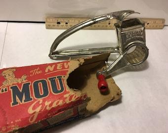 Vintage Mouli Hand Grater