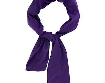Cooling Necklace - Scarf Purple