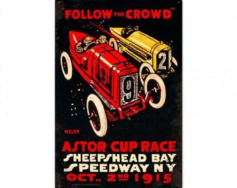 Follow The Crowd