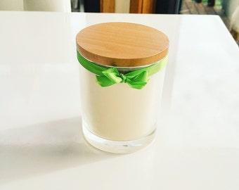 Large Jar Soy Candle | Handmade