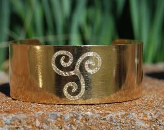 Cherokee Bracelet Home Coming  Warrior Cherokee Cuff Cherokee Jewelry