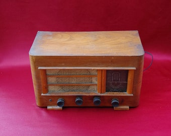 SALE!!! French Vintage Radio