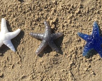 Coastal/Nautical/Beach Starfish soaps